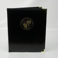 Graduate Padholder with Screen Print