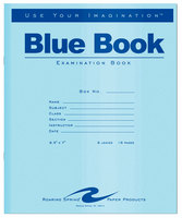 BlueBook8.5x7 16pg