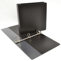 Four Point 1.5 inch Poly Angled D Ring Storage Binder