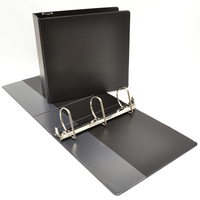 Four Point 3 inch Poly Angled D Ring Storage Binder