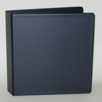 Four Point 1.5 inch Vinyl Binder