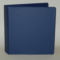 Four Point 1.5 inch Vinyl Binder, Angle D Ring