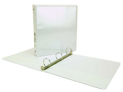Acco 1.5 inch View Binder White