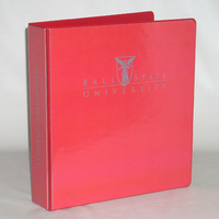 Four Point 1.5 inch Pictorial Binder