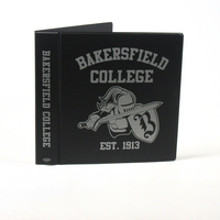 Four Point 1.5 inch Imprinted Vinyl Binder