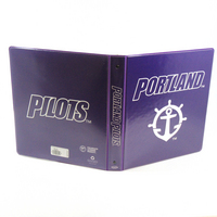 Four Point 1 inch Pictorial Binder, Spirit