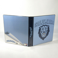 Four Point 1 Inch School Spirit Binder