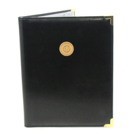 Four Point Graduate Padholder with Medallion