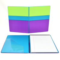 Four Point Tri Color Padfolio