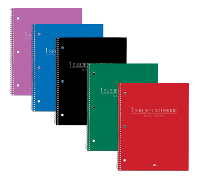 1 Sub Value Notebook
