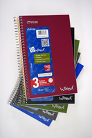 Wired 3 subject notebook, CR
