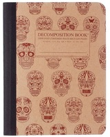 Sugar Skulls Decomposition Book