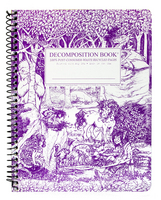 Michael Roger Fairy Tale Forest Decomposition Book (Coilbound)