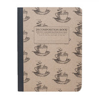 Michael Roger Coffee Cup Decomposition Book