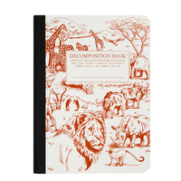 Michael Roger African Safari Decomposition Book