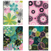 Top Flight 2Be 1 Subject Notebook (Assorted Patterns)