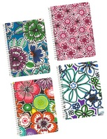 Top Flight Fashion Personal Notebook (Assorted Patterns)