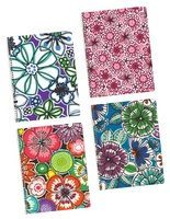 Top Flight Floral Fashion, 1 Subject Notebook (Assorted Patterns)