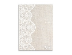 Pierre Belvedere Linen & Lace Journal