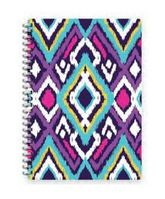 Pierre Belvedere Large Tribal Wireboud Journal