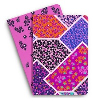 Vera Bradley Slim Journal Set, Modern Medley