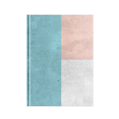 Pierre Belvedere TrioColors Bound Notebook (Exclusive)