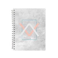 Pierre Belvedere Triangles Midi Notebook (Exclusive)