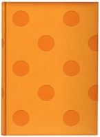 Pierre Belvedere Large Dots Journal, Cantaloupe
