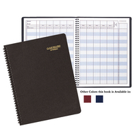 Teachers Class Record Book, 10 Week