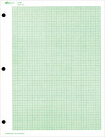 Graph Filler Paper 8 12 X 11 10SqCm 20 Sheets