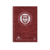 Roaring Spring Imprinted 3 Subject Notebook, 120 Sheets