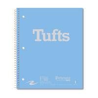 Roaring Spring 1 Subject Notebook, Quad Ruled