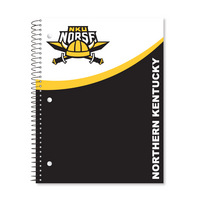 Roaring Spring Digi Top Split Cover Notebook, 1 Subject, 70 Sheets