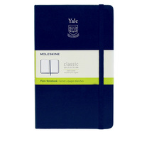 Moleskine Large Notebook with Foil Stamped Seal, Unruled