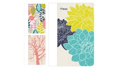 Mead Botanical Boutique Mini Composition book, 100 ct, CR (Assorted Designs)