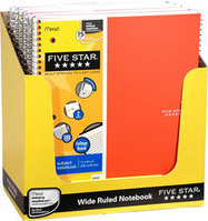 Five Star Trend 11X85 Wirebound Notebook - 1 Subject