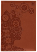 Steampunk Large Journal  Toffee