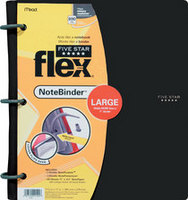 Five Star Flex Hybrid Notebinder - Large