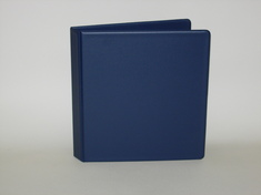 Four Point .5 inch Vinyl Ring Binder 11x8.5