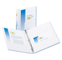 1 View Binder White