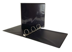 2 inch View Binder Black