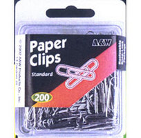 A & W Paper Clips