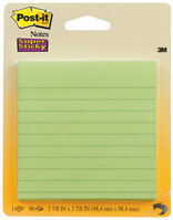 Super Sticky Lined Post It Notes