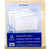 Esselte File Folders