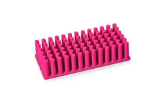Poppin Pink Silicone Grip Grass