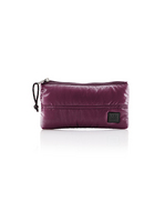 MR Plum Puffer Pouch