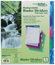 5 Tab Binder Index