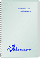 Silver Imprinted Academic Planner 2014 15 Ed