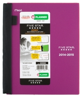 Five Star Advance Academic WeeklyMonthly Student Planner