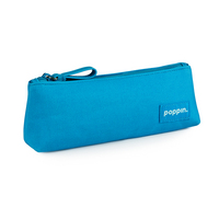 Poppin Pool Blue Pencil Pouch